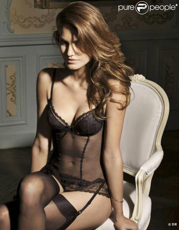 crawford lingerie Cindy