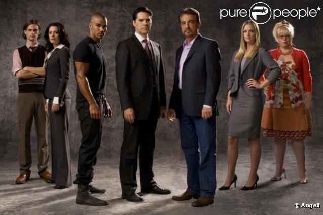 L'équipe d'Esprits Criminels