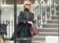 Claudia Schiffer enceinte : Une allure à toute épreuve...
