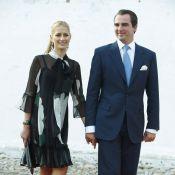 Le prince Nikolaos de Grèce et Tatiana Blatnik : première image des beaux fiancés !
