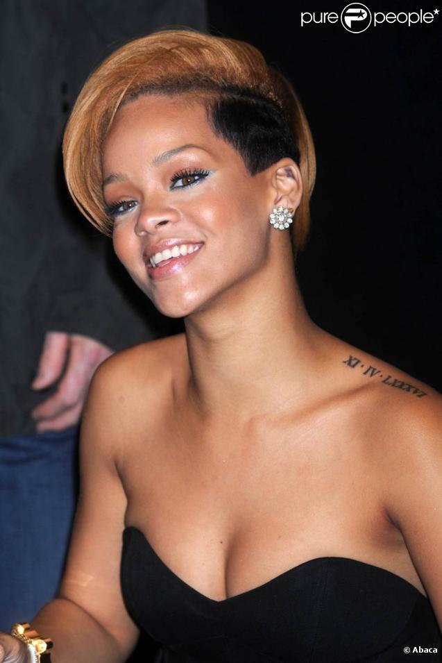 Rihanna Une Vraie Dingue De Tatouages On Les Passe En