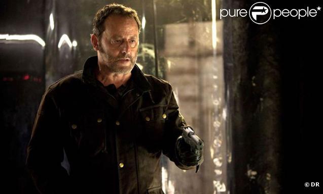 Des images de  L'immortel , le nouveau film de Richard Berry, avec Jean Reno, en salles le 24 mars 2010.
