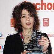 """""""La Tueuse"""" Adrienne Pauly récompensée par Claude Chabrol... et entourée de la jolie Shirley Bousquet ! Toutes les photos !"""