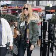 Heidi Klum à New York