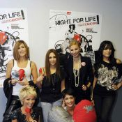 EXCLU : Ophélie Winter, Leslie, Quentin Mosimann, Sheryfa, Sarah... Revivez en images leur show jusqu'au bout de la nuit !