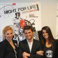 Night for Life, la première nuit contre le cancer, a fait son danser son public jusqu'au petit matin, animée notamment par Ariane Brodier, Christophe Beaugrand et Karine Ferri