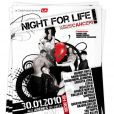La 1e Night for Life a eu lieu le 30 janvier 2010 (bande-annonce)