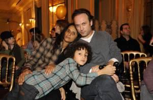 Vincent Perez et Karine Silla vous présentent leurs adorables enfants !