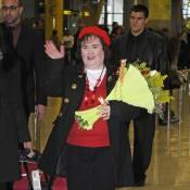 Susan Boyle s'attaque à l'Espagne... Olé !