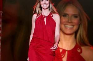 Quand Felicity Huffman joue au top avec Heidi Klum et Joan Collins, on adore !