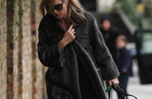 Kate Moss : Effondrée par la disparition de son ami Alexander McQueen... elle ne peut plus contenir ses larmes !