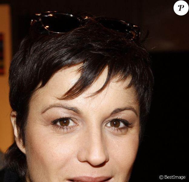Archives - Hélène Médigue - Portraits au Salon du livre de Paris 2009. Le salon se déroulait du 13 au 18 mars 2009 à Paris. 00/03/2009 - Paris