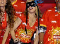 Madonna, très en forme avec Gerard Butler cette fois... continue de se déchaîner sur fond de samba !