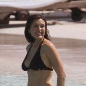 "Mariska Hargitay a sorti son bikini et... ""nage"" dans le bonheur !"