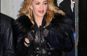 Madonna : Sa craquante fille Mercy a un look au top... qui concurrence celui de Carla Bruni !