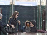 Angelina Jolie : Toutes les photos de ses retrouvailles avec son papa Jon Voight en famille ! (réactualisé)