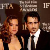 Colin Farrell et sa somptueuse Alicja ont passé la soirée avec... Juliette Binoche et Jon Voight !