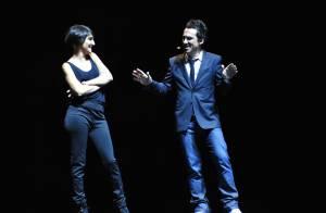 Jérôme Daran : il peut toujours compter sur sa vieille copine... Florence Foresti !