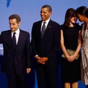 Carla Bruni et Michelle Obama préparent leur prochain combat de look !