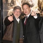Quand Steven Spielberg et Tom Hanks partent en guerre... C'est avec le sourire !