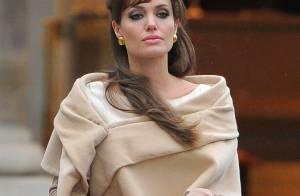 Angelina Jolie : Son tournage va finir par la dégoûter... de Paris !