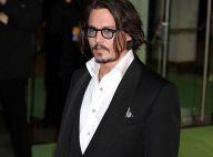 Johnny Depp, Helena Bonham Carter, Anne Hathaway et Tim Burton... à la fois charmants et effrayants !