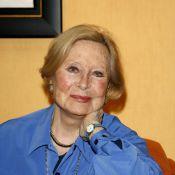 Michèle Morgan a 90 ans... Bon anniversaire à la grande comédienne au magnifique regard !