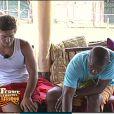 Francky coache Mickaël : ne plus parler à David et Greg
