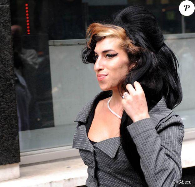 Amy Winehouse, de retour avec son ex-mari ?