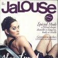 Marion Cotillard s'offre, ce mois-ci, la une du magazine  Jalouse .