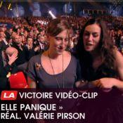 25e Victoires de la Musique : Olivia Ruiz, nouveau trophée et... une bouleversante déclaration d'amour à son Mathias !