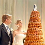 Regardez la délicieuse Clémence Poésy se marier avec Jérémie Rénier... en présence de Julie Depardieu !