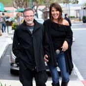 Robin Williams : de plus en plus grisonnant mais terriblement... amoureux !