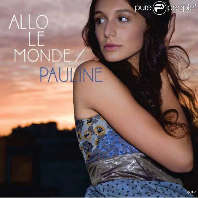 Pauline de retour avec un nouvel album en mai 2010 !