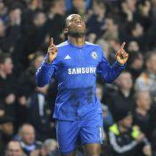 Didier Drogba sur le toit du monde : le champion de Chelsea élu une deuxième fois Ballon d'Or !
