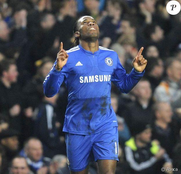 Didier Drogba au sommet, l'attaquant de Chelsea vient d'être élu Ballon d'Or Africain pour la deuxième fois !