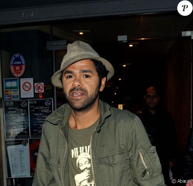 Jamel Debbouze dans un spot pour le retour de Bakchich Hebdo dans les kiosques le 13 mars 2010