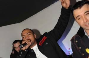 Timbaland : Pour son anniversaire à Paris, c'est lui qui fait les cadeaux ! Stomy Bugsy en profite !
