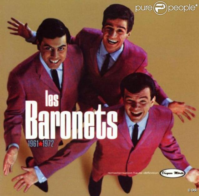 René Angélil et The Baronnets (1962-1972)