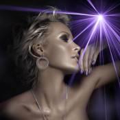 Ophélie Winter : une égérie de charme, tellement sensuelle et élégante...