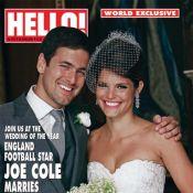 Joe Cole : le champion de Chelsea et de l'équipe d'Angleterre... est papa !