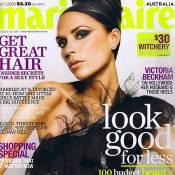 Victoria Beckham : Avec elle, les magazines font d'une pierre deux coups !