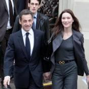 Carla Bruni explique pourquoi elle ne souhaite pas que Nicolas Sarkozy fasse un second mandat !
