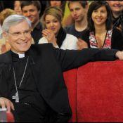 Monseigneur Di Falco a réussi à conquérir Jean Reno, Yves Duteil et Gérard Lenorman !