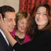 Nicolas Sarkozy : Il fait tout pour être bien vu par sa belle-mère !
