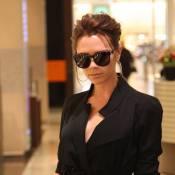 Victoria Beckham, photogénique en toute circonstance...