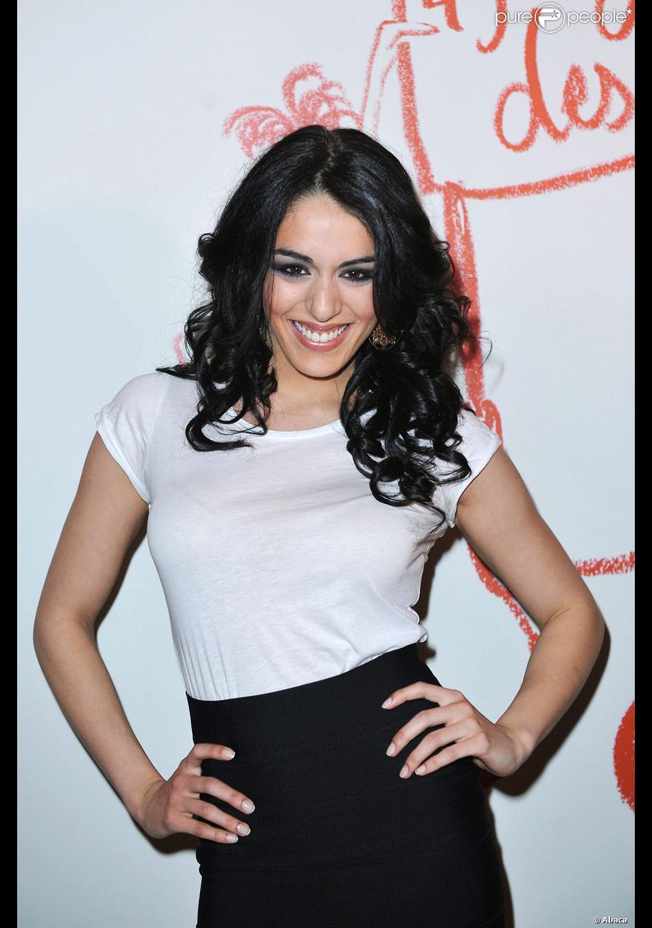 Sofia Essaïdi pour le Gala de lUnion des Artistes au