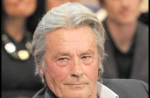 Alain Delon quitte le film d'Olivier Marchal...