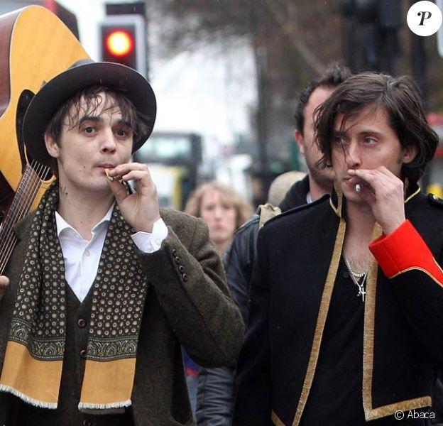 31 mars 2010 : The Libertines se reforment !