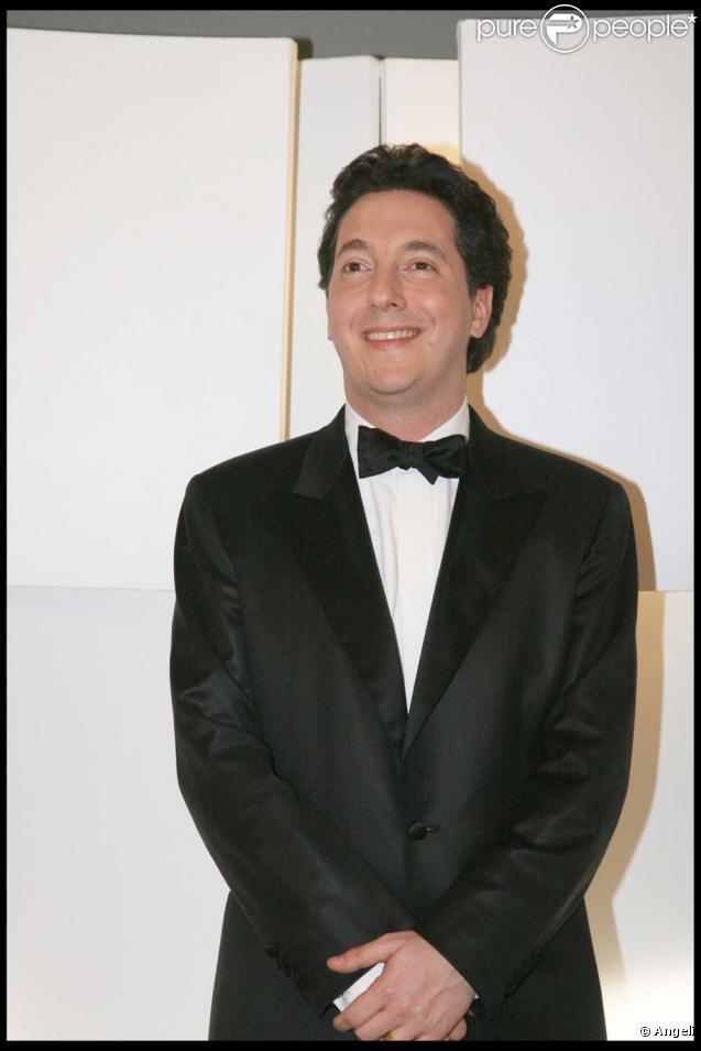 Guillaume Gallienne à la cérémonie des Cesar, le 27 février 2010 !